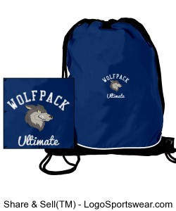 West Hills Drawstring Backpack Design Zoom