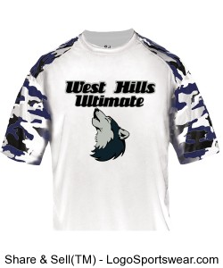 West Hills Home Official Jersey Design Zoom